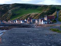 Crovie Aberdeenshire Scotland #scotland