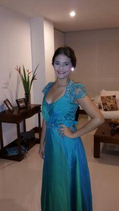 Vestido de fiesta.... Love it