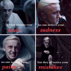 Draco Malfoy. Too perfect.