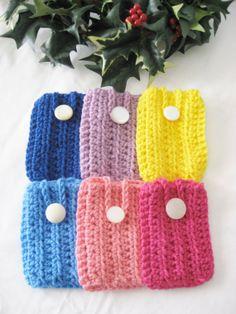 CROCHET PATTERNS GIFT CARD HOLDER Crochet Patterns Only