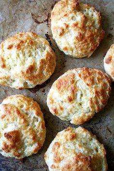 biscuits recipe - cheddar biscuits