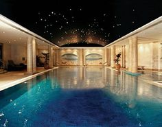 I love the Observatory Hotel, Sydney pool