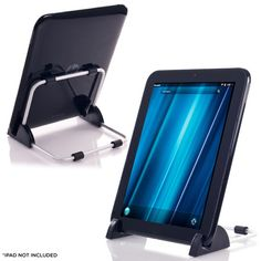 I found this amazing Northwest Easel Stand for iPad and Tablets at nomorerack.com for 73% off. Sign up now and receive 10 dollars off your first purchase  $8   (http://www.nomorerack.com/daily_deals/view/177353-northwest_easel_stand_for_ipad_and_tablets)