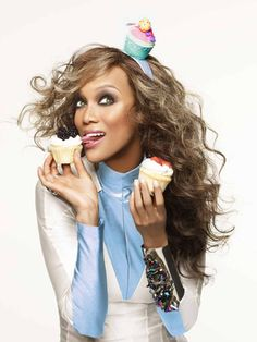 funny picture of tyra banks