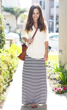 Mom Friendly Trends: The Oversized Blouse. Adorable