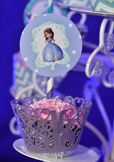 """Photo 6 of 19: Sofia the first - TUTU PARTY / Birthday """"Sofia the first"""" 