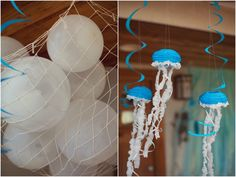 Mermaid party {1st birthday ideas}
