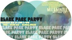 The 2014 Black Pack Party