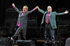 Billy Joel and Elton John - Face to Face Tour