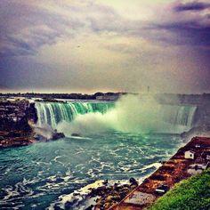 Cataratas del Niagara. Niagara Falls