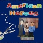 Your students will enjoy this hands-on research project that combines reading, writing, research skills and a lot fun! Students will pick 3 America...
