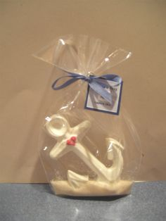 Nautical Chocolate Anchor Wedding or Party Favor on Etsy, $2.50