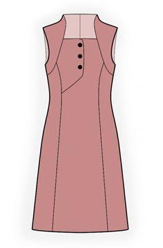 Robe - Patrons de couture #4371