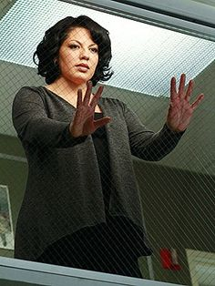 Sara Ramirez rocked the Grey's Anatomy Music Episode!!