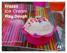 DIY Frozen Ice Cream