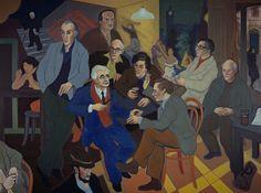 Famous Scottish Writers : The History of the Edinburgh Literati