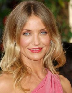 ombre hair color, hair colors, roots, ombrehair, blondes, beauti, blond ombr, hair trends, cameron diaz