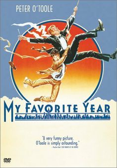 My Favorite Year DVD ~ Peter O'Toole, http://www.amazon.com/dp/B0000648ZX/ref=cm_sw_r_pi_dp_p5lZpb09FMSYC