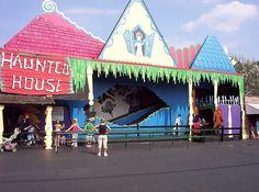 Haunted House, Camden Park, Huntington, WV