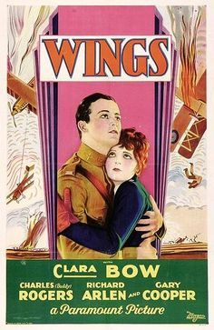 Wings - First Best Picture Winner