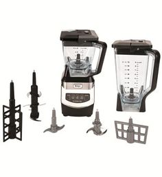 Anyone looking for a blender with a difference should look at the Ninja Kitchen System 1100. This is much more than a simple blender, it