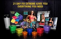 """The 21 Day Fix Extr"