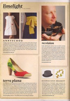 eco fashion peppermint magazine issue 6