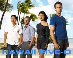 Hawaii Five-0.  This has turned out to be a pretty good show.  Scott Caan makes the show.