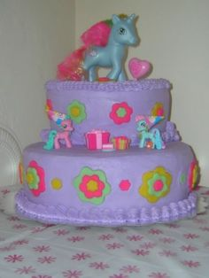 pony cake - Google Search