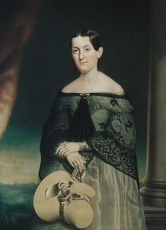 Mrs. James Merrill Cook, Nelson Cook, 1840; MMA 31.29.2