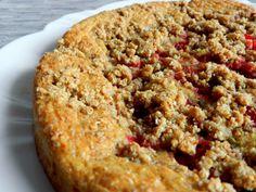 Pitadinha: Cuca de morango