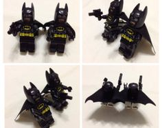 LEGO Cufflinks - Mens Cufflinks - Groom Cufflinks - Groomsmen Gift -  Lego® BATMAN Cufflinks - Lego® Minifigure Cufflinks - WEDDING Gift