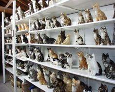 Winstanley Cats - The Pottery - Norfolk UK