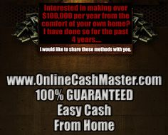 http://www.onlinecashmaster.com/ -   Awesome Freebies Free Video's Free Ebooks - Make Money Online , Learn Affiliate @ Internet Marketing Tips, How To Make Money Blogging, SEO Lessons, Best Ways To Make Money On The Internet. | Make Money Online , Learn Affiliate @ Internet Marketing Tips, How To Make Money Blogging, SEO Lessons, Best Ways To Make Money On The Internet.