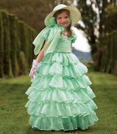 Sadly, any child of mine doesn't stand a chance at not being dressed like this on multiple occasions. #southerngirls @Amber Phillips Ham