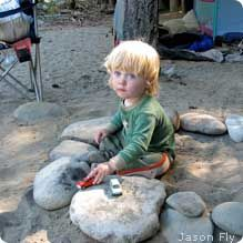 Ten Tips for Camping with Toddlers