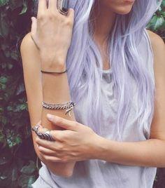 Light Purple, Hair Dye