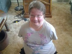 Please Help support Sharron's Wheelchair Accessible Van.  Sharron is a friend of mine!
