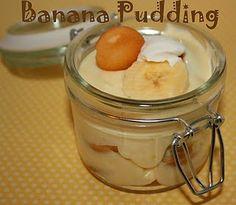 Love me some nana pudding.