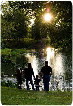 family photo pond, famili pictur, photographi idea, pictur idea, families, lake photo ideas, famili photo, family pictures by lake, photo shoot ideas for family