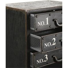 Industrial Loft 8 Drawer Rustic Iron Tall Dresser | Kathy Kuo Home