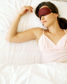 Improve Your Skin While You Sleep - Skin Care Tips - Skin & Beauty - Daily Glow