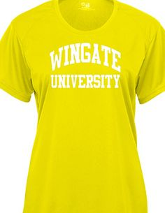 Neon Yellow Dry Fit - $19.95.  Order now & ship today! Call 704-233-8025.