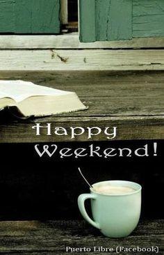 Happy weekend :-)))