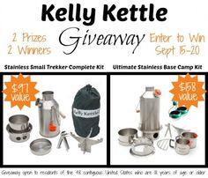 You Won't Believe What You Can Cook with in These!  Giveaway with 2 Winners!