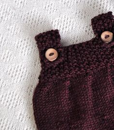 knitting pattern for dolls tunic