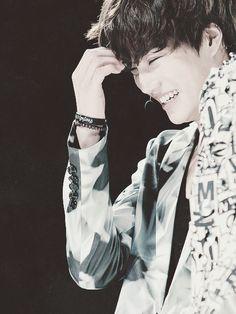 exo kai... Him and that beautiful smile <3