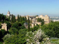Alhambra, Granada, S