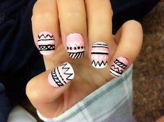 Pink Aztec ♔♡❁♡
