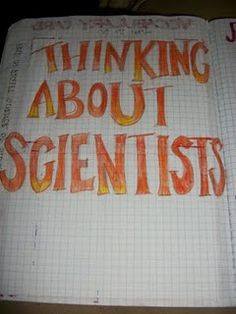 Great science notebooks ideas!  Wow!!